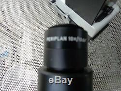 Wild Heerbrugg 384781 Switzerland Microscope Camera Adapter LEITZ WETZLAR LENZ