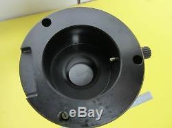Wild Heerbrugg Swiss Photo Camera Adapter Part Microscope Optics As Is Bin#56-07