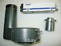 Wild/Leica 180570 Microscope Stereo Photo Tube/Port with 543669.63X Lens & Camera