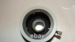 ZEISS MICROSCOPE CAMERA ADAPTER, 47 79 01-9901, CPL W 10x/18 Inf
