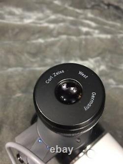 Zeiss 476005-9901 Microscope Adapter Ring With Photo Adapter 476010