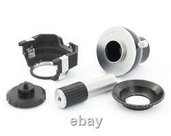Zeiss Ikon Microscope Camera Adapter Lens Adapter Proxar Set A28.5