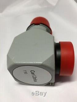 Zeiss Opmi Microscope Camera Adaptor Video Lens F=50 301677-9050 for S8 S81 S88