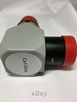 Zeiss Opmi Microscope Camera Adaptor Video Lens F=85 301677-9085 for S8 S81 S88