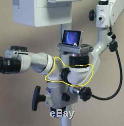 Zeiss Seiler Labomed beam splitter and camera adapter