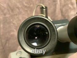 Zeiss Stemi 47 50 22 Microscope. 45 50 48 W-Pl 16x Eyepieces. 47 52 65 Illum Box