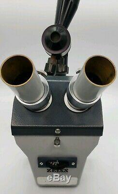 Zeiss Stereo Zoom 47 50 57 Microscope Binocular Tube 47 50 89