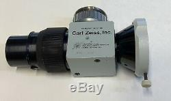 Zeiss / Urban OPMI Surgical Microscope Camera Adapter F=250/Cine F=107 C-Mount