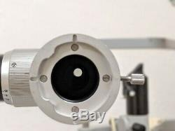 Zeiss f=220 Camera Photo Adapter for OPMI Microscope Slit Lamp