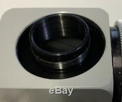 Zeiss f=74 T Camera Adapter with C-Mount for OPMI Surgical Microscope